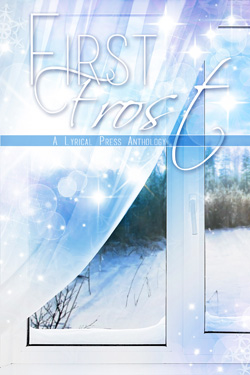Three-Way Tie, a Neighborly Affection short by M.Q. Barber, appears in the First Frost anthology.