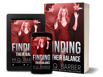 Finding Their Balance: Neighborly Affection Book 5 by M.Q. Barber