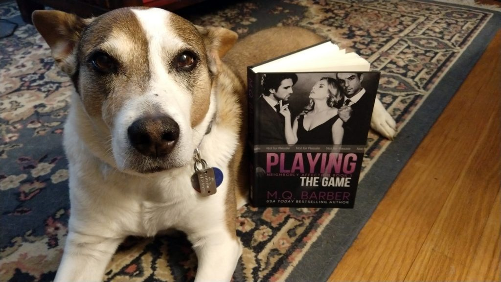 Neighborly Affection hardcovers are available, but the dog is for scale, not sale.